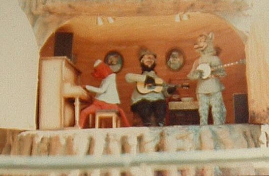 The confederate critter band late 1970s