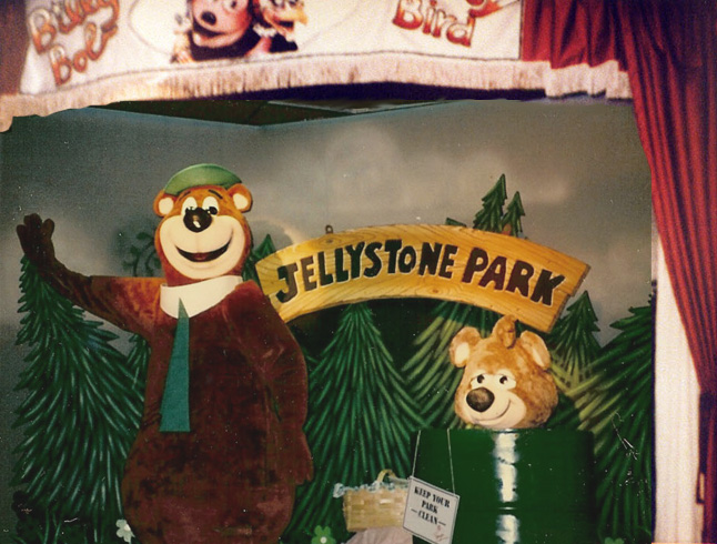 History Page The Rock Afire Explosion
